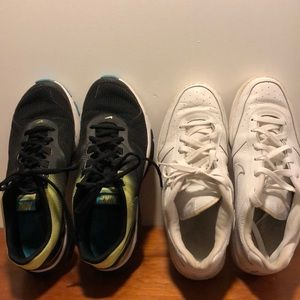 2 for 1 Nike Black and White Pack